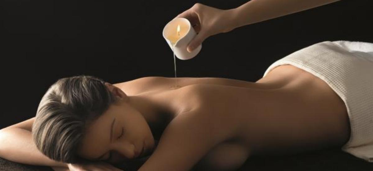 bougie massage