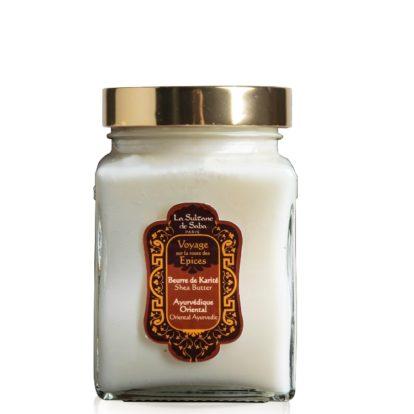 Beurre de karité la Sultane de Saba Ayurvédique oriental