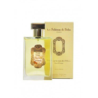 Parfum la Sultane de Saba Fleur d'Oranger